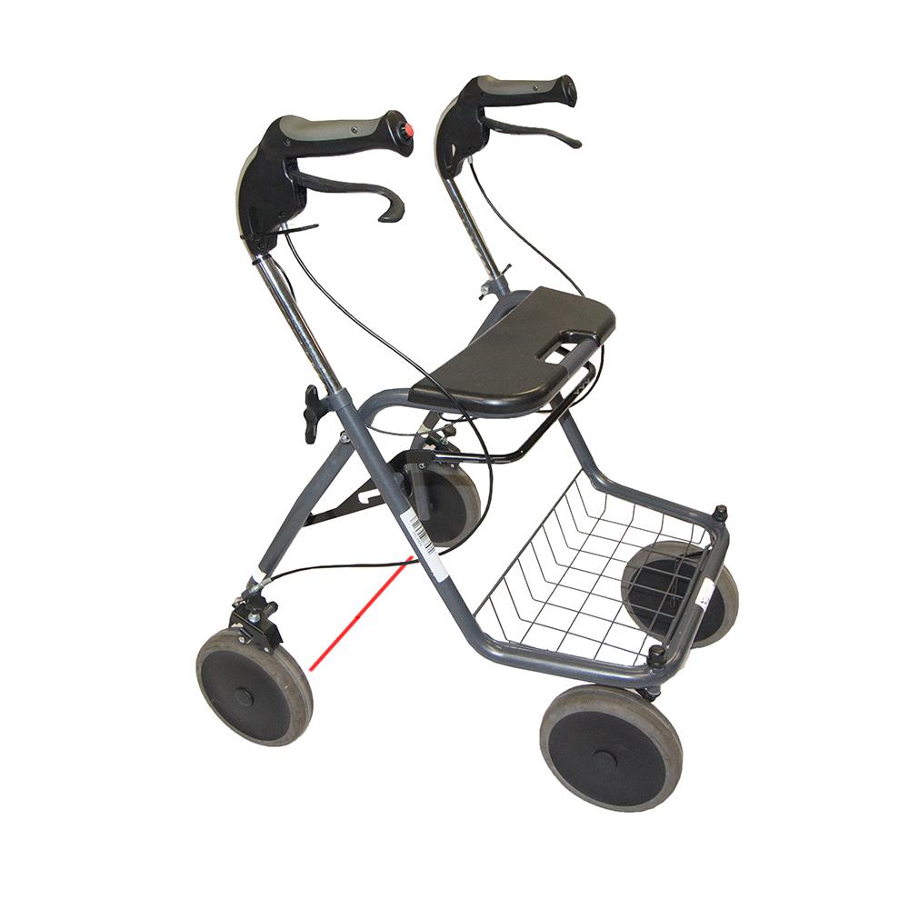 Parkinson rollator